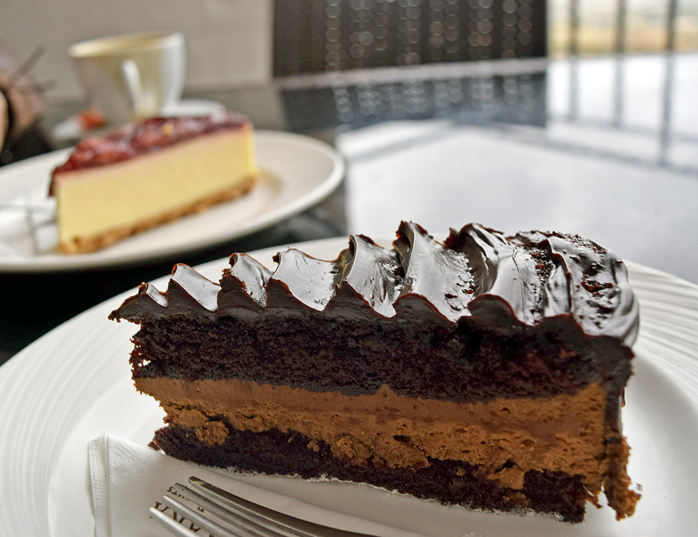 chocolate ckae