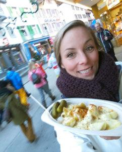 Raclette in Wengen