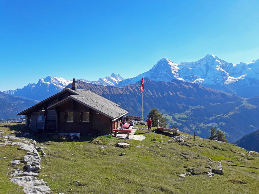 Best hikes of the lauterbrunnen valley