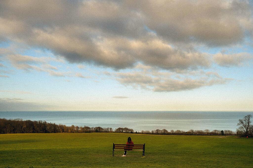 Irish Sea View