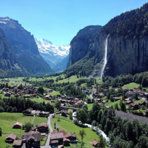 Lauterbrunnen Switzerland